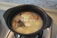 泡菜芋兒魚頭煲的做法圖解7