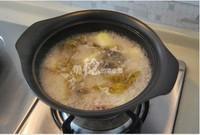泡菜芋兒魚頭煲的做法圖解8