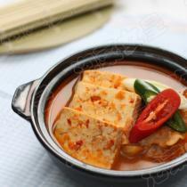 韓式泡菜豆腐湯的做法