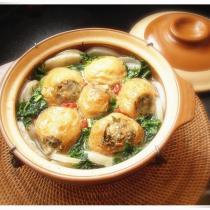 砂鍋瓤麵筋的做法