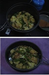 青椒炒蛋的做法圖解3