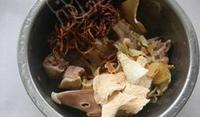 蟲草花燉鴨湯的做法圖解5