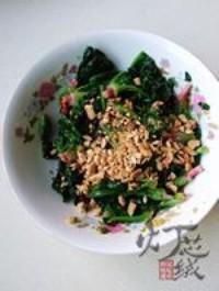 花生拌紅根菠菜的做法圖解11
