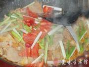 泡菜炒牛肉的做法圖解8