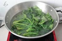 上湯菠菜的做法圖解6