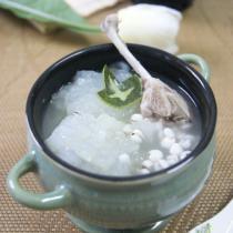 冬瓜薏米煲水鴨