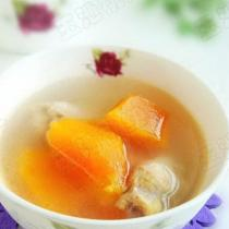 木瓜雞腿湯