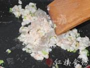 香煎土豆蝦仁餅的做法圖解5