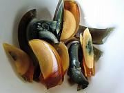 黃瓜拌皮蛋的做法圖解3