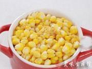 奶酪蛋黃焗玉米的做法圖解6