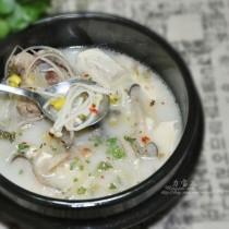 牛骨蔬菌湯