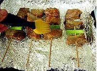 青蒜烤排骨的做法圖解11