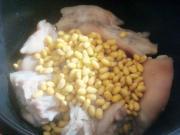 黃豆燉豬蹄的做法圖解6