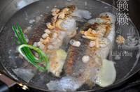 鮮魚湯粉的做法圖解3