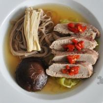 日式鴨湯麵