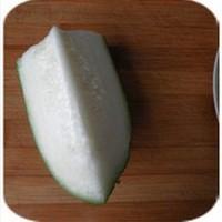 蒸海米冬瓜的做法圖解1