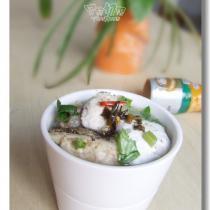 咸菜鰻魚湯