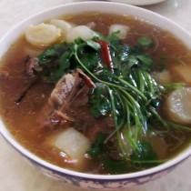 牛排蘿卜湯