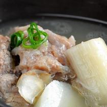 西洋參清燉羊肉湯