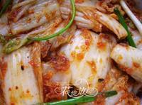 韓國切片泡菜的做法圖解5
