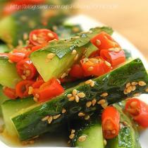 酸辣香脆黃瓜條的做法