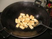 家常白菜豆腐的做法圖解3
