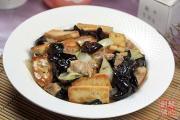 家常白菜豆腐的做法圖解8
