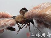 涼拌小龍蝦的做法圖解1