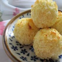 奶香椰絲球