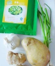 乾煸土豆條的做法圖解1
