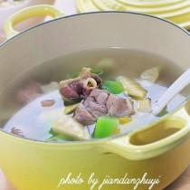 雙筍醃鮮湯