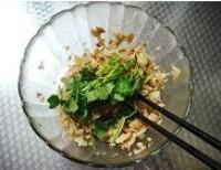 涼拌蜆子肉的做法圖解4