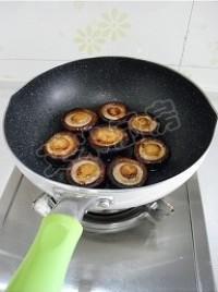 煎香菇的做法圖解6