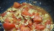 西紅柿雞蛋的做法圖解8