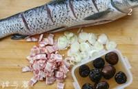 乾燒魚的做法圖解2
