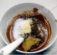 家常涼麵的做法圖解2