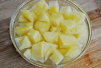 菠蘿咕咾肉的做法圖解1