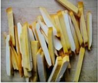 蔥絲拌豆乾的做法圖解2