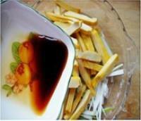 蔥絲拌豆乾的做法圖解6