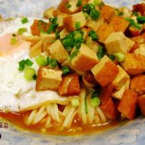 酸湯豆丁麵