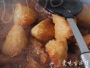 排骨燒粽子的做法圖解6