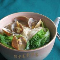蛤仔鮮香麵