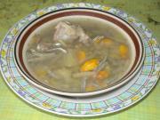波羅蜜排骨湯的做法圖解7