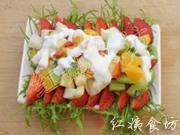 酸奶水果沙拉的做法圖解6