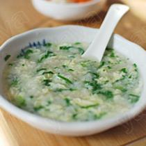 青菜雞蛋麵疙瘩湯的做法