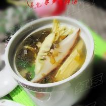鮮味筍菇湯