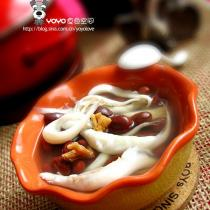 銀魚北芪紅豆湯