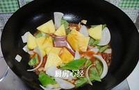 菠蘿古老肉的做法圖解13