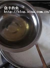 椰汁紅豆糕的做法圖解4