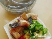 臘魚燉粉條的做法圖解1